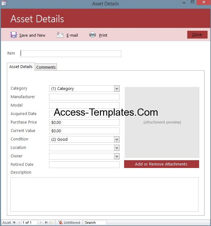 access asset tracking - Boat.jeremyeaton.co