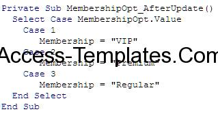 Ms Access Option Group (7)