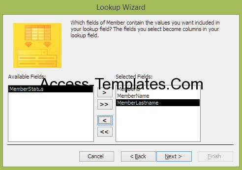 Lookup Wizard Access 2013-4
