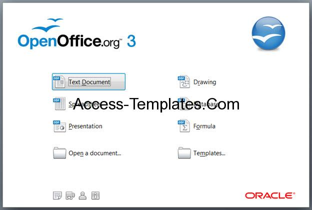 Apache OpenOffice for Access DB Viewer