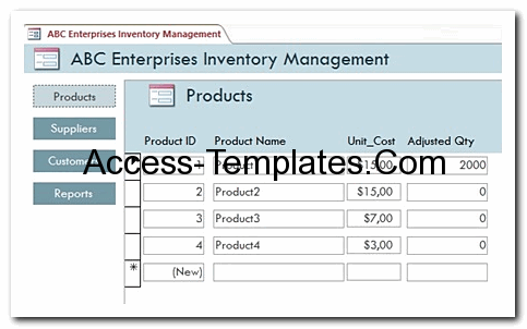 Vendor Management System with Inventory Database Tracking